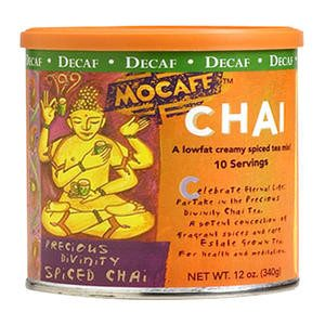 Mocafe™ Decaffeinated Spiced Chai - Home Of Coffee