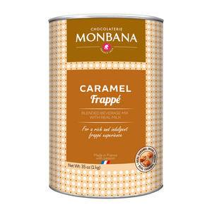 Monbana Caramel Frappe - Home Of Coffee