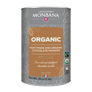 Monbana Organic & Fair Trade Hot Chocolate - Home Of Coffee
