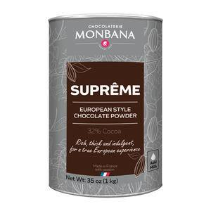 Monbana Supreme Hot Chocolate - Home Of Coffee