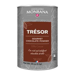 Monbana Tresor Hot Chocolate - Home Of Coffee