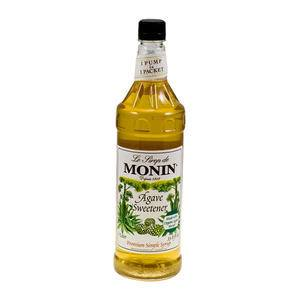 Monin® Agave Syrup PET - Home Of Coffee