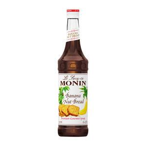 Monin® Banana Nut Bread Syrup - Home Of Coffee