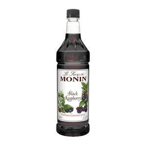 Monin® Black Raspberry Syrup PET - Home Of Coffee
