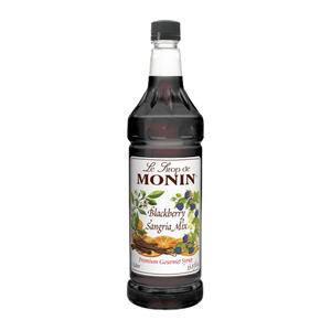 Monin® Blackberry Sangria PET - Home Of Coffee