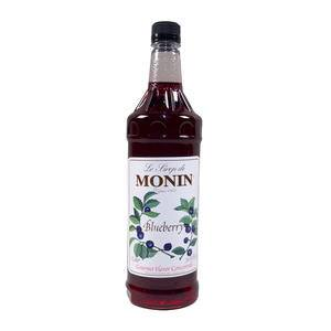 Monin® Blueberry Syrup PET - Home Of Coffee