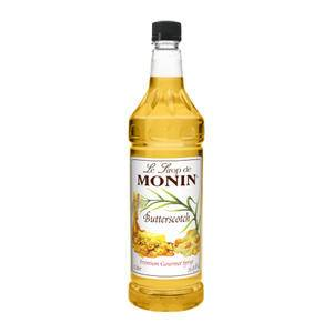 Monin® Butterscotch Syrup PET - Home Of Coffee