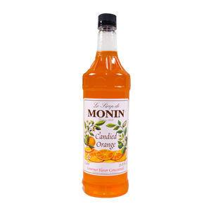 Monin® Candied Orange Syrup PET - Home Of Coffee