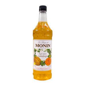 Monin® Cantaloupe Rock Melon Syrup PET - Home Of Coffee