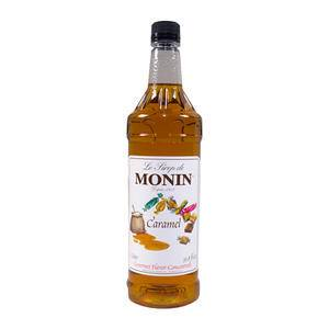 Monin® Caramel Syrup PET - Home Of Coffee