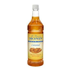 Monin® Caramel Syrup Sugar Free PET - Home Of Coffee