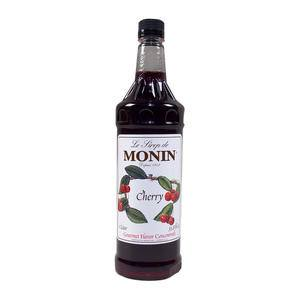 Monin® Cherry Syrup PET - Home Of Coffee