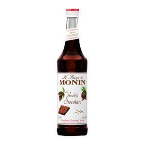 Monin® Chocolate Swiss Syrup - Home Of Coffee