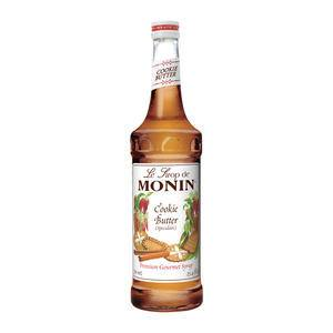 Monin® Cookie Butter Syrup - Home Of Coffee