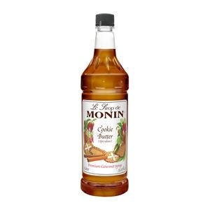 Monin® Cookie Butter Syrup PET - Home Of Coffee