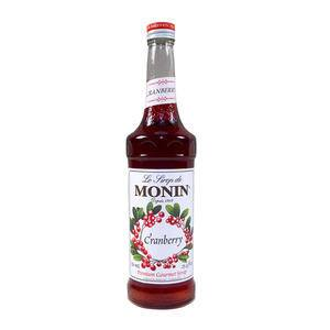 Monin® Cranberry Syrup - Home Of Coffee