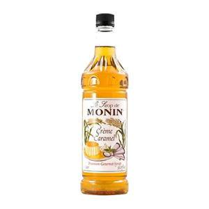 Monin® Crème Caramel Syrup PET - Home Of Coffee