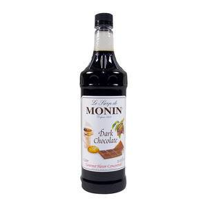 Monin® Dark Chocolate Syrup PET - Home Of Coffee
