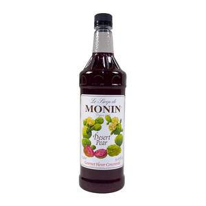 Monin® Desert Pear Syrup PET - Home Of Coffee