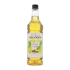 Monin® French Vanilla Syrup PET - Home Of Coffee