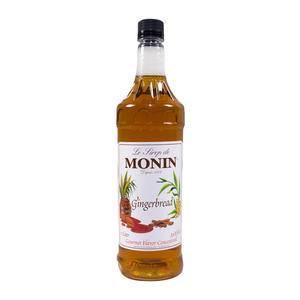 Monin® Gingerbread Syrup PET - Home Of Coffee