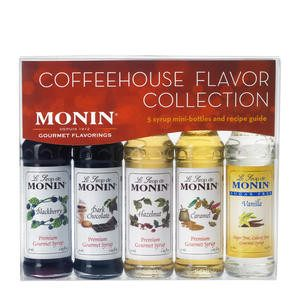 Monin® Gourmet Coffee Collection - Home Of Coffee