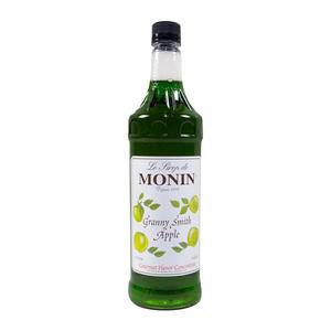 Monin® Granny Smith Apple Syrup PET - Home Of Coffee