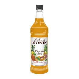 Monin® Hawaiian Island Syrup PET - Home Of Coffee
