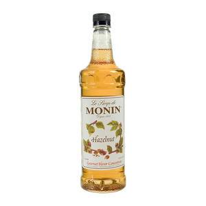 Monin® Hazelnut Syrup PET - Home Of Coffee
