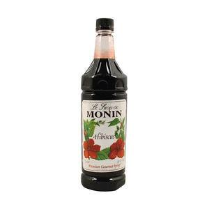 Monin® Hibiscus Syrup PET - Home Of Coffee