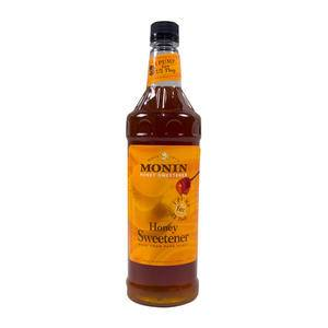 Monin® Honey Liquid Syrup PET - Home Of Coffee