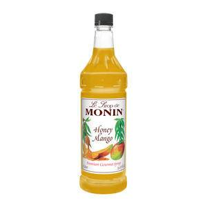 Monin® Honey Mango Syrup PET - Home Of Coffee