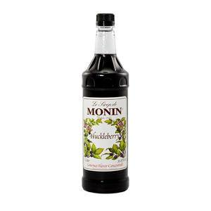 Monin® Huckleberry Syrup PET - Home Of Coffee