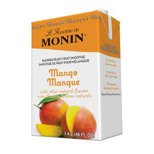 Monin® Mango Fruit Smoothie Mix - Home Of Coffee
