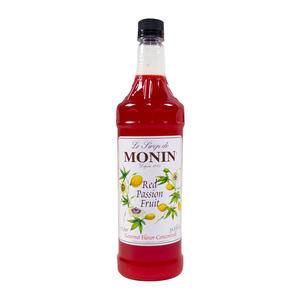 Monin® Passion Fruit Red Syrup PET - Home Of Coffee