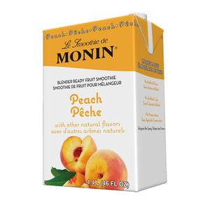 Monin® Peach Fruit Smoothie Mix - Home Of Coffee