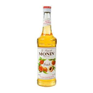 Monin® Peach Syrup - Home Of Coffee