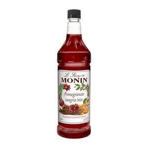 Monin® Pomegranate Sangria Syrup PET - Home Of Coffee