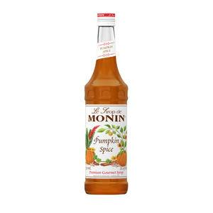 Monin® Pumpkin Spice Syrup - Home Of Coffee