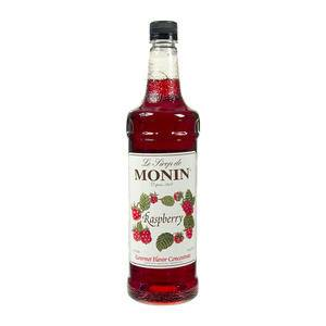 Monin® Raspberry Syrup PET - Home Of Coffee