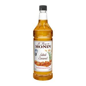 Monin® Salted Caramel Syrup PET - Home Of Coffee