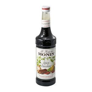 Monin® Spicy Chocolate Syrup - Home Of Coffee