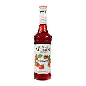 Monin® Strawberry Syrup - Home Of Coffee