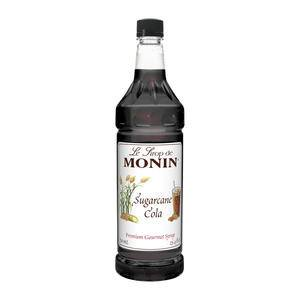 Monin® Sugarcane Cola Syrup PET - Home Of Coffee