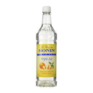 Monin® Triple Sec Syrup Sugar Free PET - Home Of Coffee