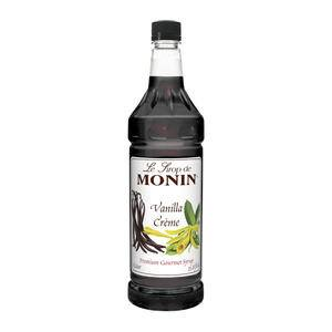 Monin® Vanilla Crème Syrup PET - Home Of Coffee