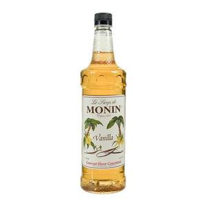 Monin® Vanilla Syrup PET - Home Of Coffee