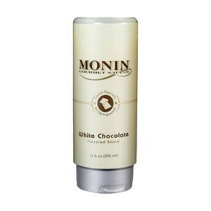 Monin® White Chocolate Sauce Retail - Home Of Coffee