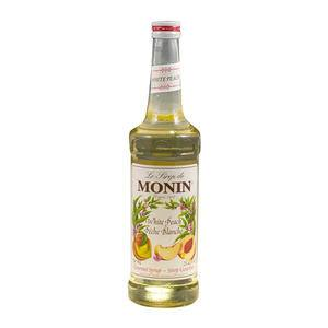 Monin® White Peach Syrup - Home Of Coffee