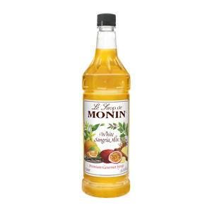Monin® White Sangria Mix Syrup PET - Home Of Coffee